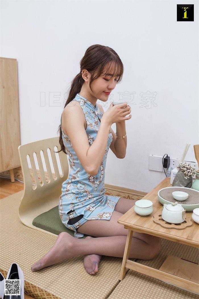 [IESS异思趣向]2019.08.12 丝享家548:婉萍《婉萍旗袍请茶》[80P/36.4M]